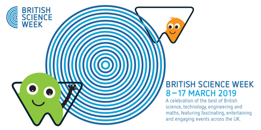 How to get involved in British Science Week 2019 | British Science