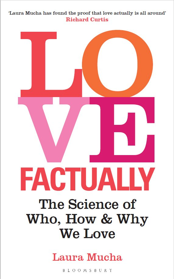 Love Factually book cover