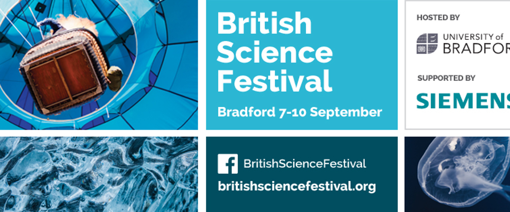 Booking open for the British Science Festival 2015