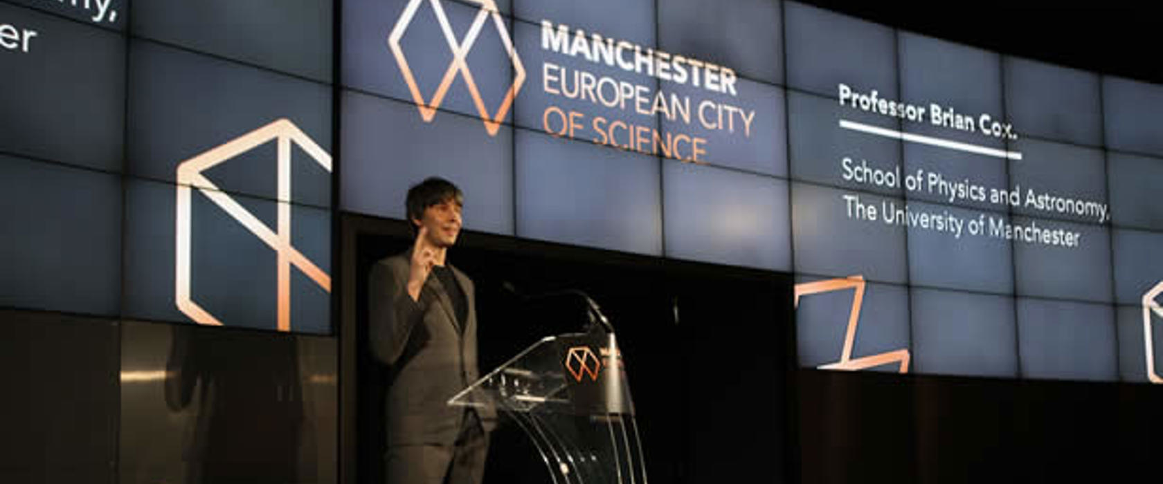 Manchester is the European City of Science