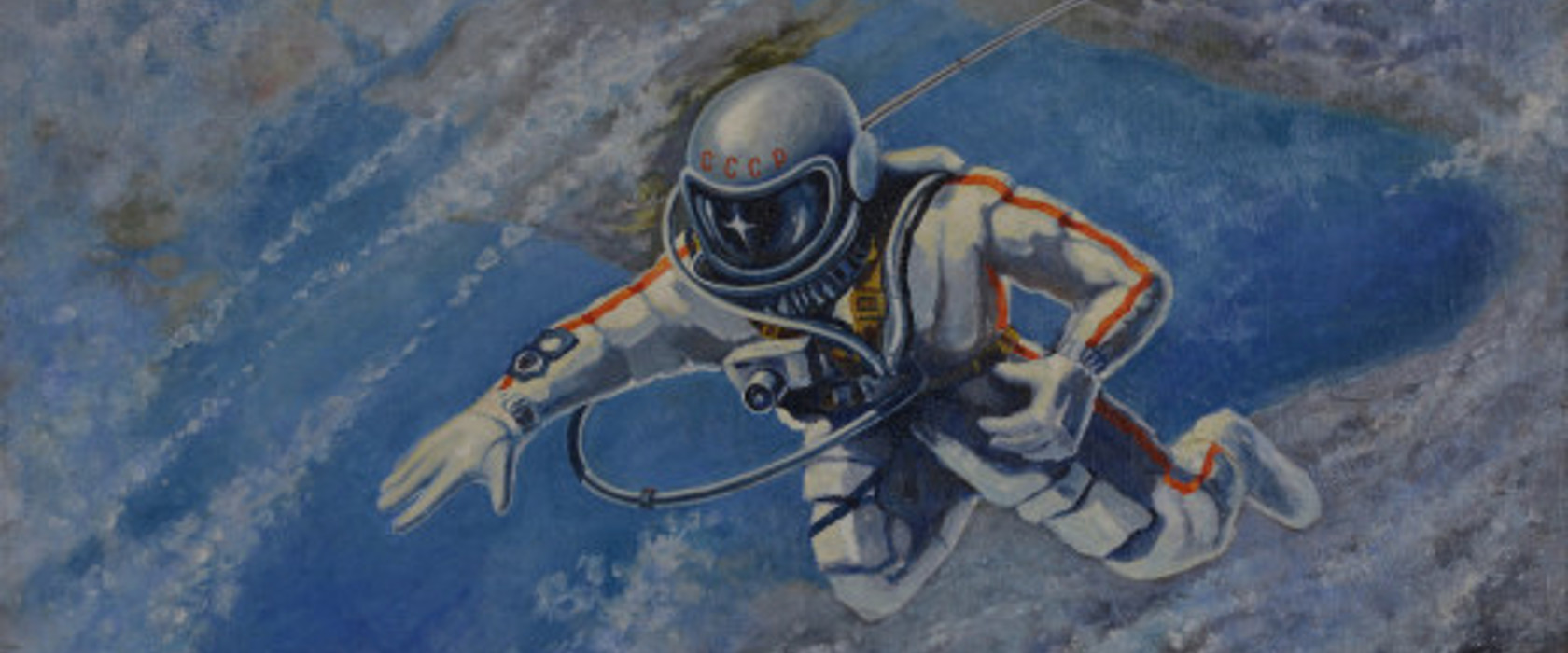 How did art influence Soviet space exploration?